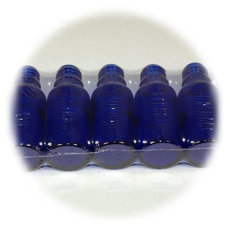 Verpackung mit Folie Blauglas :: FloraCura Versandcenter