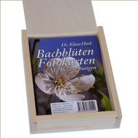 Bachblüten-Karten mit Beschreibungen aller 39 Bachblüten